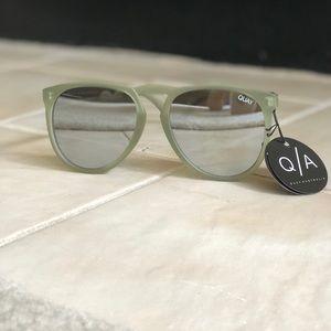 1b7bab3965 Quay Australia Accessories - Quay PHD Olive Mirror Sunglasses